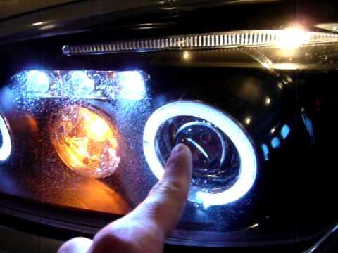 Halo Led Projector Headlights Good Idea Or Ripoff