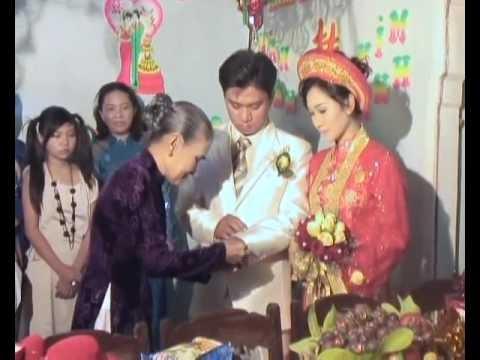 Đám cưới Văn Luân - Kim Anh _ Lễ Vu Quy.avi