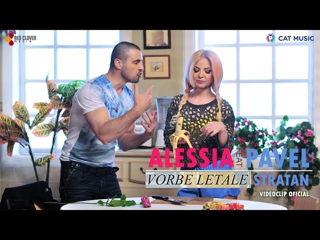 Alessia feat. Pavel Stratan - Vorbe letale [Videoclip Oficial] (by Bros Project)
