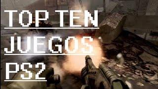 Top 10 Mejores Juegos Para PS2 (Loquendo)
