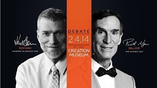 [Bill Nye & Ken Ham - Creation Debate] Video