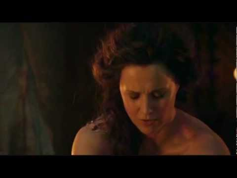 women of spartacus - bones and skin