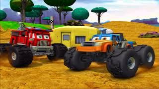 Meteor Monster Truck 20 - Přísně tajné