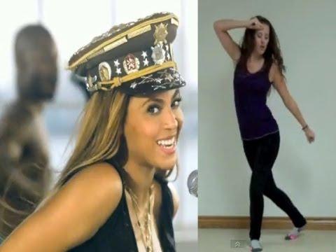Beyonce 'Love On Top' Dance Tutorial