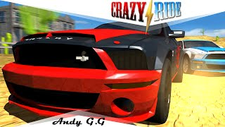 Andy G.G - Crazy Ride [punk rock Shelby GT500 Mustang USA Utah Arizona C4D] view on youtube.com tube online.