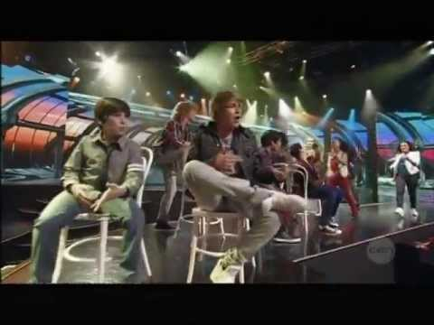 What Makes You Beautiful - YTT Cast (Young Talent Time 2012)