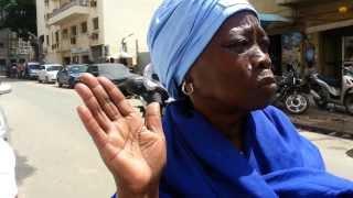 Mère Caty - Les déguerpis de Sandaga