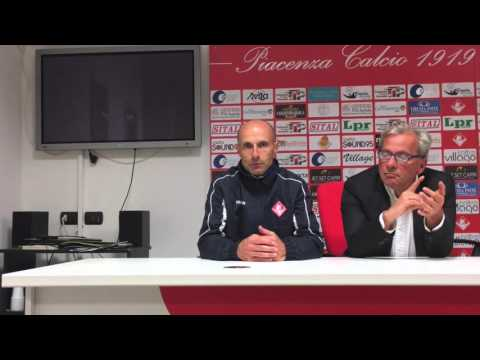 Copertina video Piacenza-Inveruno 2-1, interviste/1