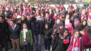 1000 Manisalı Öğrenci Ata'nın Huzuruna Çıktı