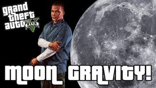 GTA 5 Moon Gravity Cheat (Xbox 360 & PS3)