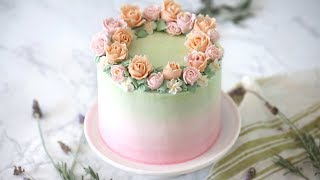 How to Make a Lavender Cake