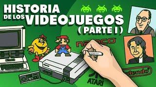 Historia de los videojuegos I