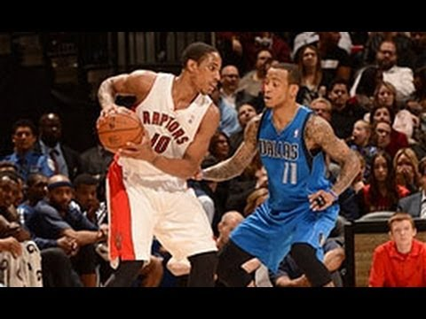 DeMar DeRozan Goes Off for a Career-High 40 Points!