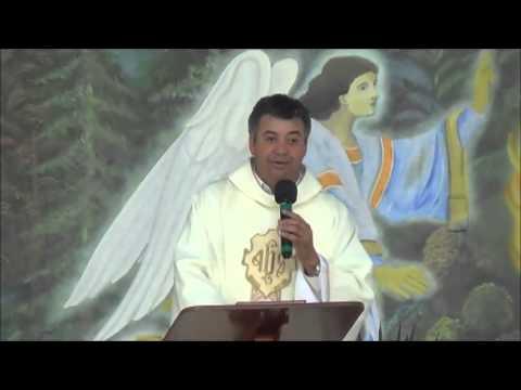 Homilia Padre Paulo Sérgio Mendes 22.11.2015