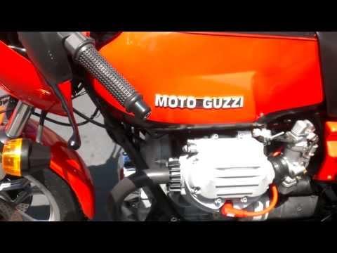 Moto Guzzi LMI owned by Steven Sivak #1