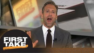 Max Kellerman: Tom Brady is worth significantly less than Aaron Rodgers   First Take   ESPN