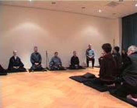 Jeff Shore on Zen practice - all into one