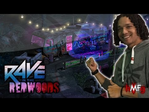 Rave in the Redwoods Reveal Live Stream with Infinity Ward!