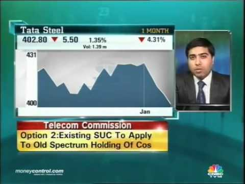 Expect profit booking in Tata Steel: Taparia