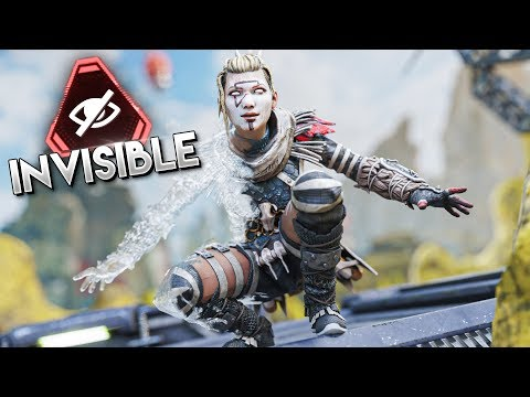 *NEW* INVISIBLE ABILITY IN-GAME!? | Best Apex Legends Funny Moments and Gameplay - Ep. 339