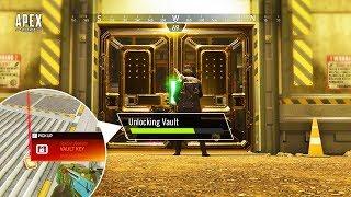 Vault: Unlocked 🔓(Apex Legends WTF & Funny Moments #187)