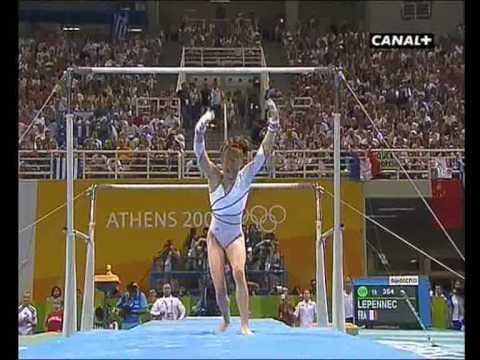 Emilie Le Pennec (FRA) - EF UB - Olympic Games 2004. - YouTube