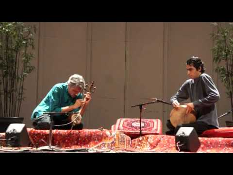 Kayhan Kalhor and Behrouz Jamali improvisation at Carnegie Mellon University May 14, 2011