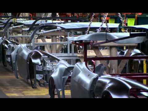 Megatovárne - Corvette ZR1