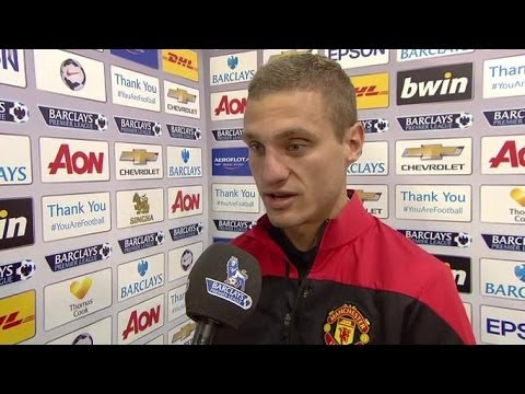 Nemanja Vidic's Final Old Trafford Interview - Time At Manchester United Was Best Part Of My Life