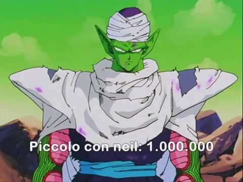 Dragon ball z niveles de poder saga freezer youtube for Freezer piccolo