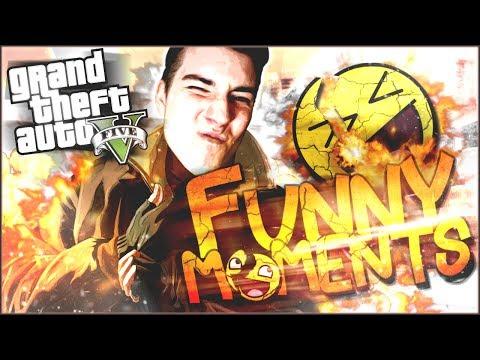 FUNNY MOMENTS - SKKF - GTA V [#3]