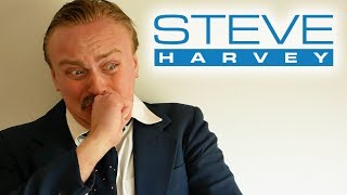 steve harvey's talk show in a nutshell