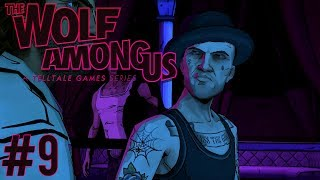 A GOOD TRACE - The Wolf Among Us Episode 2 Smoke & Mirrors - Gameplay Walkthrough - Part 9