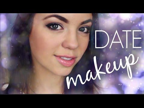 Romantic Date Makeup Look - Romantikus smink