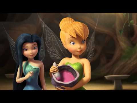 Disney Fairy Short: If The Hue Fits