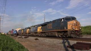 CSX Detours on the NS Harrisburg Line