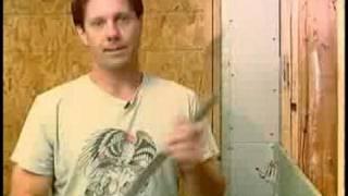 Drywall Installation : Drywall Installation: Straightening