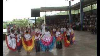 Bailes Tipicos La Suiza, Turrialba Parte 1