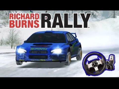 Jogando com G27, Melhor game de Rally