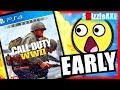 Man arrested for COD WW2 Early Call of Duty World War 2 Early not How To Get COD WW2 Early