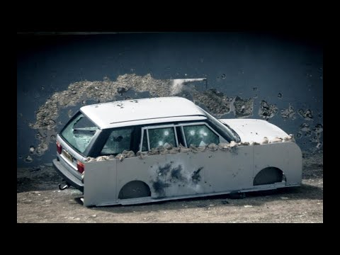 DIY Bond Car - Bulletproof Range Rover - Top Gear at the Movies - Part 1 - Top Gear - BBC
