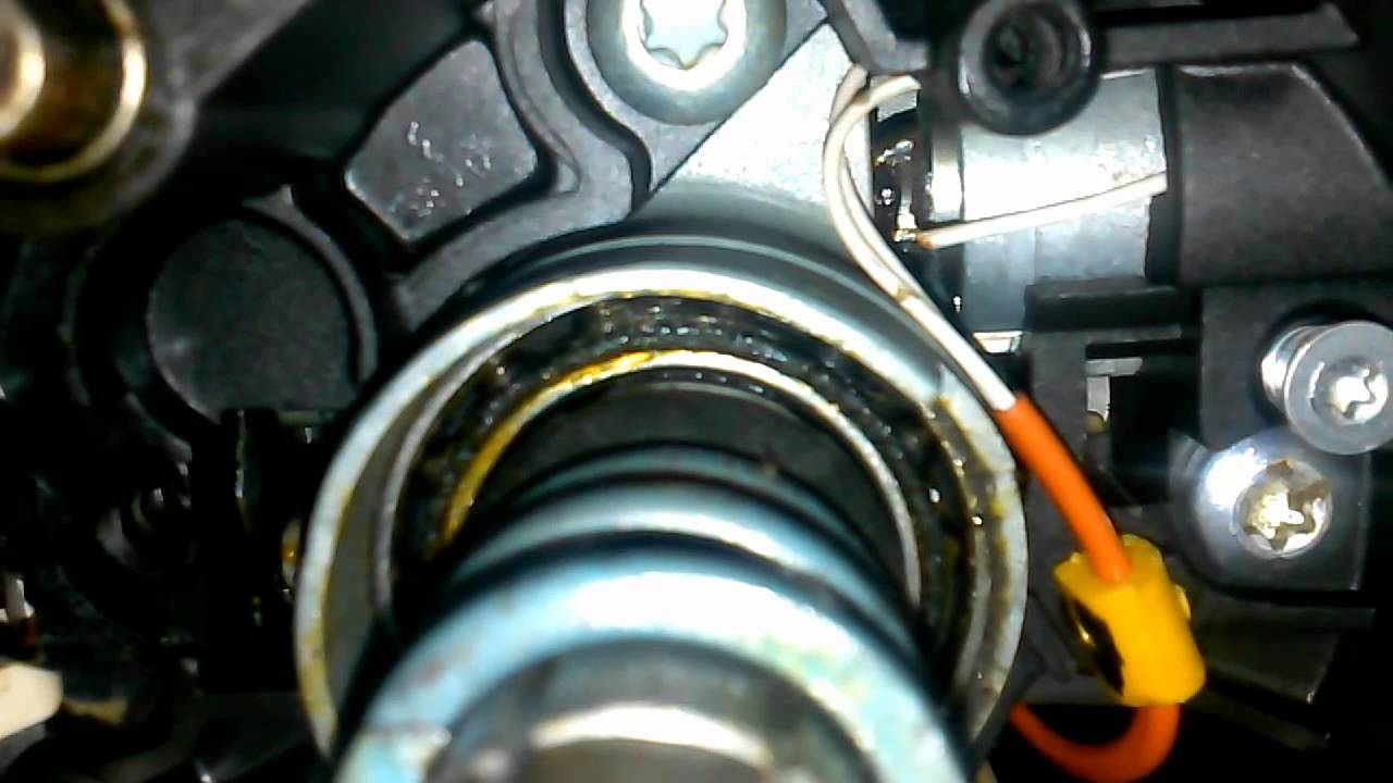 gm   replace ignition lock cylinder youtube