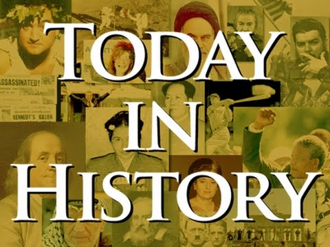 Today in History for December 21st