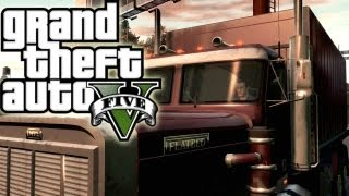 ★ GTA 5 Forklifts, Hauling Boats, Blinkers, & More