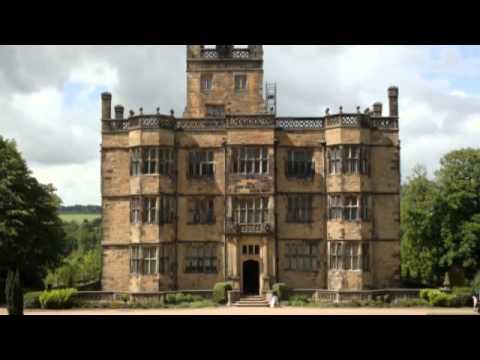 Gawthorpe Hall Penwortham Lancashire