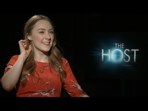 THE HOST Interviews: Saoirse Ronan, Max Irons, Jake Abel, Diane Kruger and Stephenie Meyer