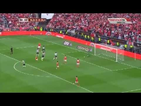 Benfica 2-0 Olhanense |☆CAMPEÕES☆ | HD