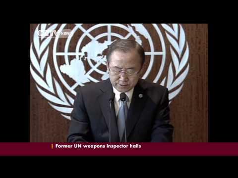 Ban Ki-moon condemns the Westgate attacks