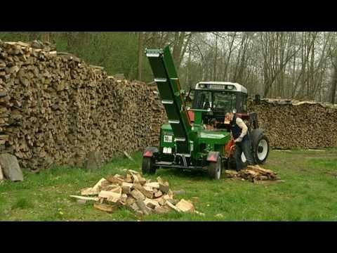 Automatyczna piła do drewna AutoCut 700 Posch