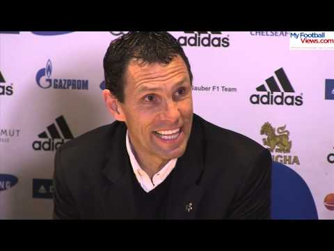 Gus Poyet: If I was Mourinho I'd be mad too!